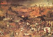 BRUEGEL, Pieter the Elder The Triumph of Death fyfg oil painting picture wholesale