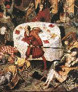 BRUEGEL, Pieter the Elder The Triumph of Death (detail) g oil painting picture wholesale