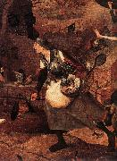 BRUEGEL, Pieter the Elder Dulle Griet (detail) fds oil painting picture wholesale