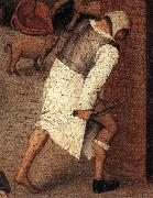 BRUEGHEL, Pieter the Younger Proverbs (detail) ftqq oil painting picture wholesale