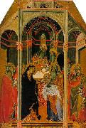 Bartolo di Fredi The Presentation in the Temple  6 oil painting artist