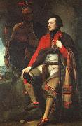 Benjamin West Colonel Guy Johnson oil painting picture wholesale