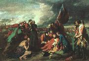 Benjamin West The Death of Wolfe oil painting picture wholesale