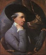 Benjamin West Self Portrait dgdgdfg oil painting picture wholesale