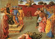 Benozzo Gozzoli The Fall of Simon Magus oil