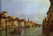 Bernardo Bellotto Arno in Florence. oil painting picture wholesale