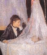 Berthe Morisot The Cradle oil