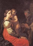 CANTARINI, Simone Holy Family dfsd oil painting artist