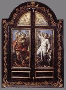 CARRACCI, Annibale Triptych dsf oil painting picture wholesale
