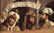 CHANGENET, Jean Three Prophets jh oil painting picture wholesale