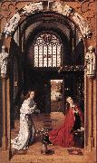 CHRISTUS, Petrus Annunciation jkhj oil painting artist