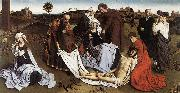 CHRISTUS, Petrus The Lamentation kj oil painting artist