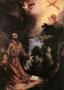 CIGOLI St Francis Receives the Stigmata  g oil painting picture wholesale