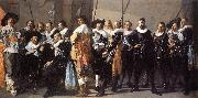 CODDE, Pieter The Meagre Company dfg oil painting artist