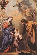 COELLO, Claudio Holy Family dfgd oil painting artist