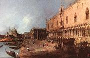 Canaletto Doge Palace d oil painting picture wholesale