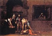 Caravaggio Beheading of Saint John the Baptist fg oil painting picture wholesale