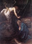 Caravaggio The Annunciation fdgf oil painting picture wholesale
