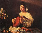 Caravaggio Lute Player5 oil painting artist
