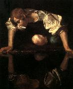 Caravaggio Narcissus oil painting picture wholesale