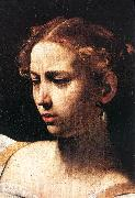 Caravaggio Judith Beheading Holofernes (detail) gf oil painting picture wholesale