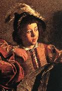 Caravaggio The Calling of Saint Matthew (detail) fdgf Spain oil painting reproduction