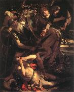 Caravaggio The Conversion of St. Paul dg oil painting picture wholesale