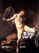 Caravaggio Amor Victorious dsf oil painting picture wholesale