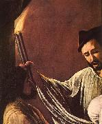 Caravaggio The Seven Acts of Mercy (detail) dfg oil painting picture wholesale