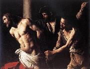 Caravaggio Christ at the Column fdg oil painting picture wholesale