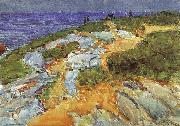 Childe Hassam Sunday Morning at Appledore oil painting picture wholesale