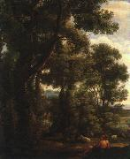 Claude Lorrain Landscape with Goatherd oil painting picture wholesale