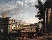 Claude Lorrain The Campo Vaccino, Rome dfg oil painting picture wholesale