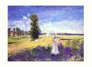 Claude Monet The Walk oil painting picture wholesale