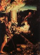 Correggio Adoration of the Shepherds oil painting picture wholesale