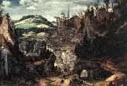 DALEM, Cornelis van Landscape with Shepherds dfgj oil painting artist