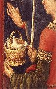 DARET, Jacques Altarpiece of the Virgin (detail) f oil painting picture wholesale