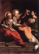 DOSSI, Dosso St Cosmas and St Damian dfg oil painting picture wholesale