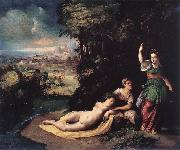DOSSI, Dosso Diana and Calisto dfhg oil painting picture wholesale
