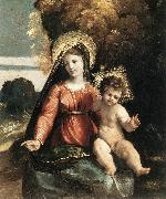 DOSSI, Dosso Madonna and Child ddfhf oil painting picture wholesale