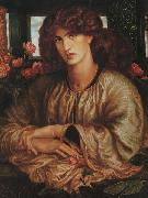 Dante Gabriel Rossetti La Donna Della Finestra oil painting picture wholesale