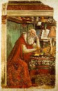 Domenico Ghirlandaio Saint Jerome in his Study  dd oil painting picture wholesale
