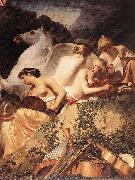 EVERDINGEN, Caesar van The Four Muses with Pegasus fg oil painting picture wholesale