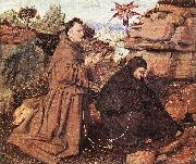 EYCK, Jan van Stigmatization of St Francis df oil painting picture wholesale