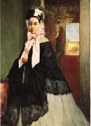 Edgar Degas Marguerite de Gas oil painting picture wholesale
