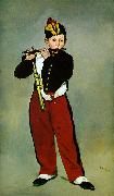 Edouard Manet The Fifer oil