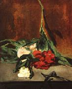 Edouard Manet Peony Stem and Shears oil painting picture wholesale