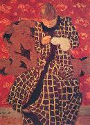 Edouard Vuillard Woman Darning oil painting picture wholesale