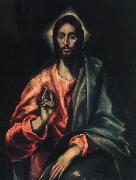 El Greco The Saviour oil painting picture wholesale