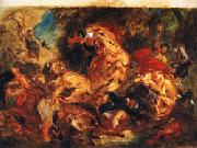 Eugene Delacroix Charenton Saint Maurice oil painting picture wholesale